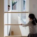 富田 高之の住宅事例「色のある家」