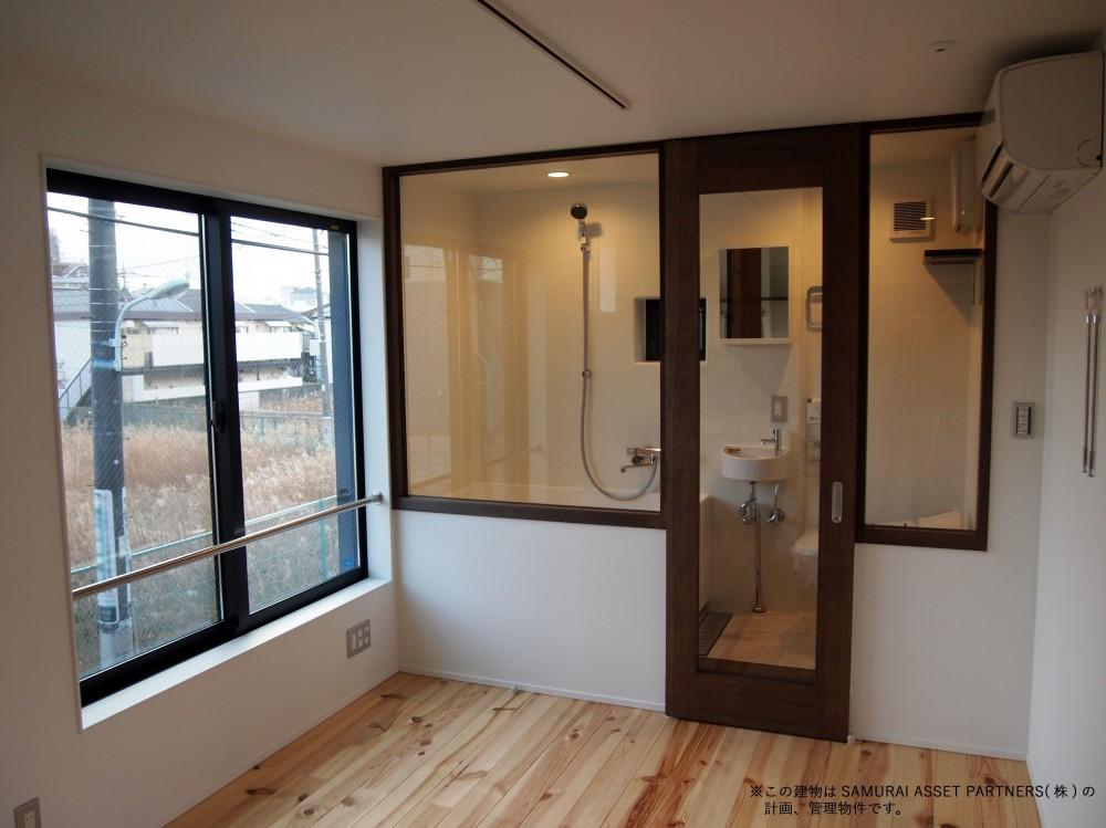 板橋区の共同住宅 (バス・トイレ)