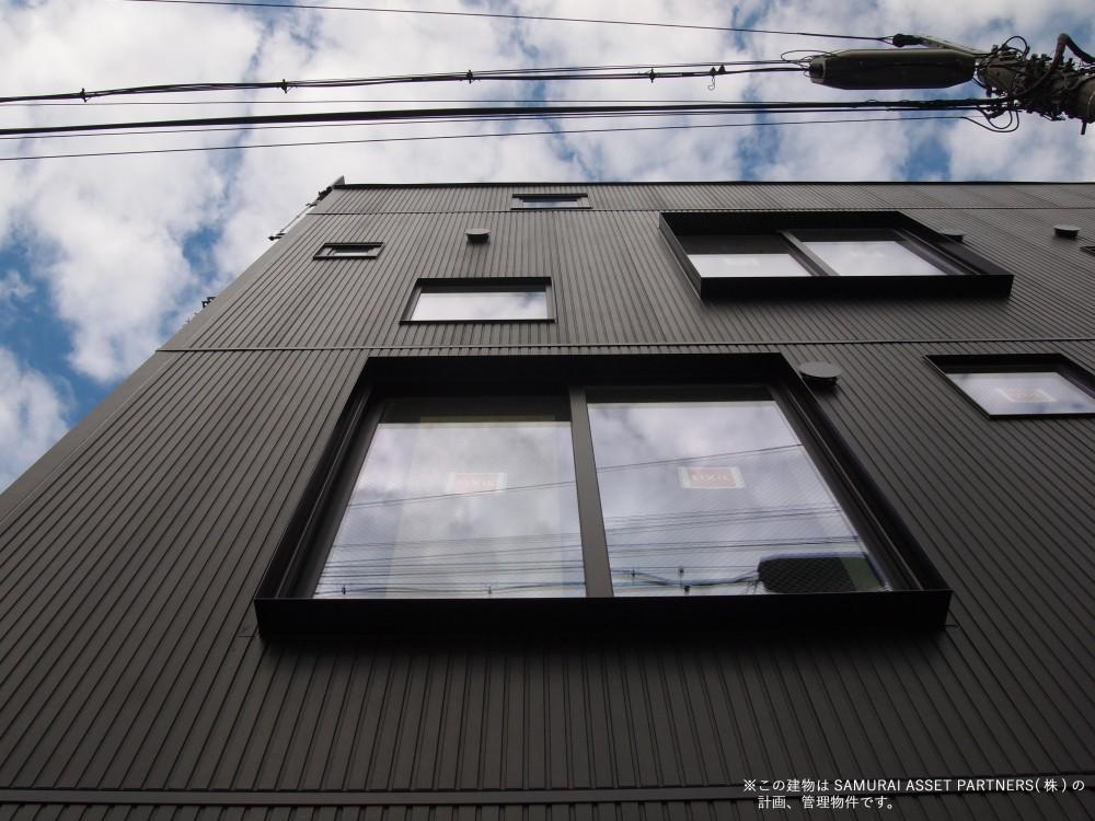 板橋区の共同住宅 (外観)