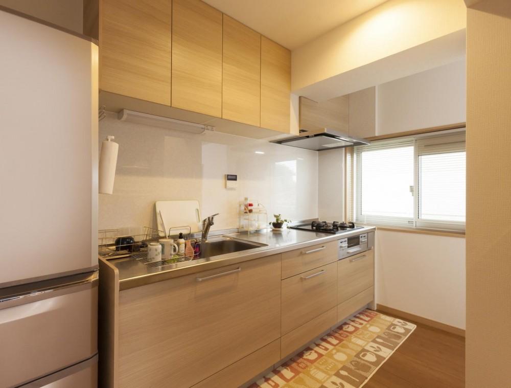 60代ご夫婦、暮らしの品質を劇的に改善した「安心リノベ術」 (キッチン)