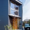 Ryota Sekimotoの住宅事例「隅切りの家 [2013]」
