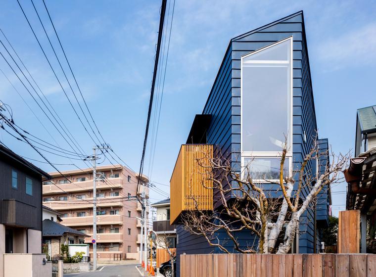 建築家:Ryota Sekimoto「トンガリの家 [2014]」