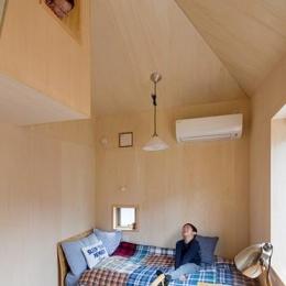 トンガリの家 [2014] (子供部屋)