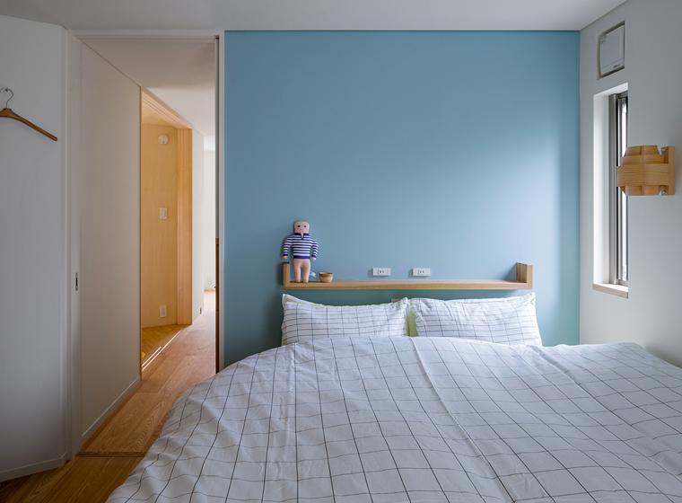 トンガリの家 [2014]の部屋 ベッドルーム