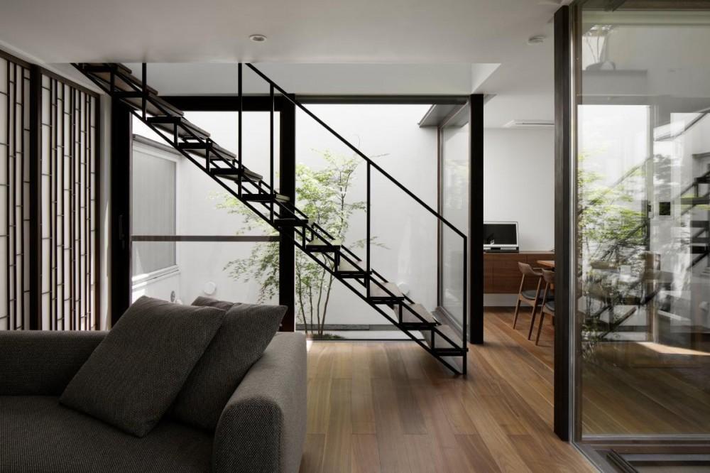 047国立Nさんの家 (リビング)