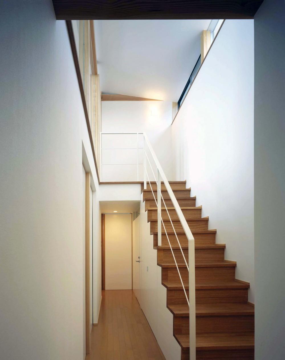 西中島の家 (階段)