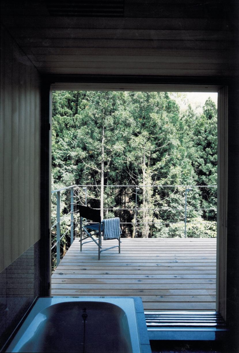 001日光Sさんの家の写真 浴室