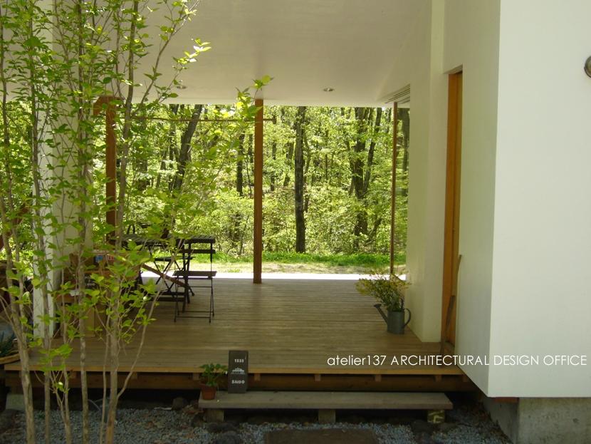 建築家:鈴木宏幸「003軽井沢Sさんの家」