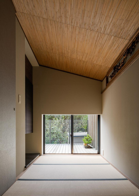 日野の家 (和室)