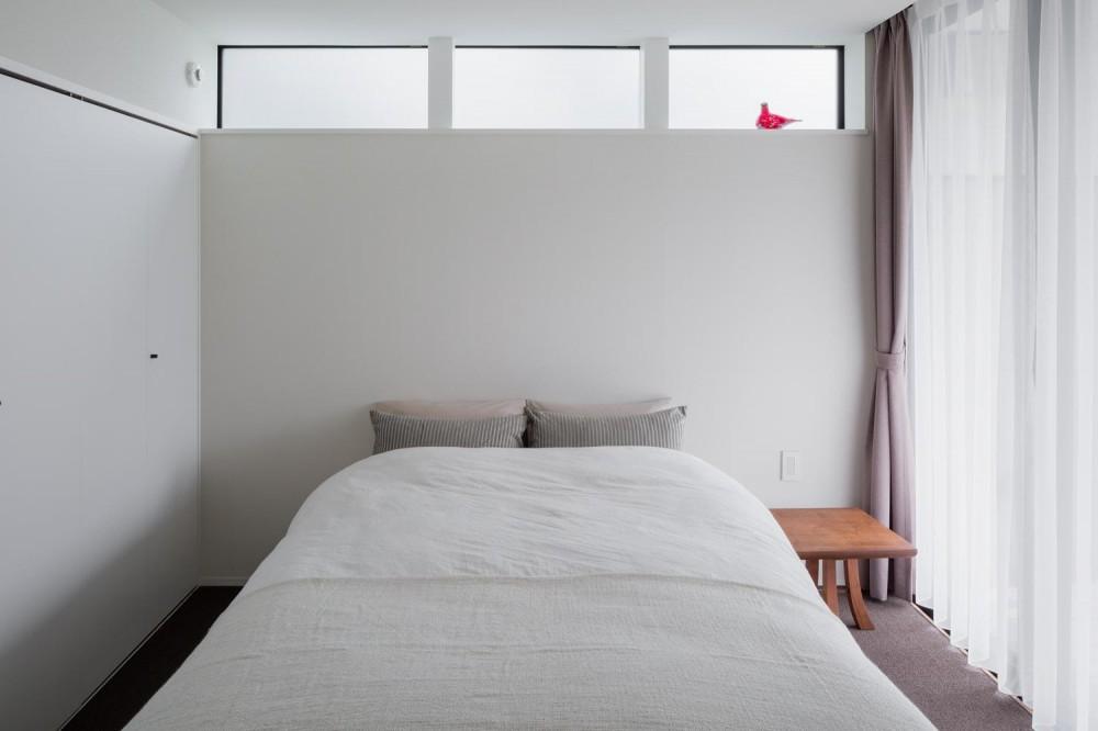 日野の家 (寝室)