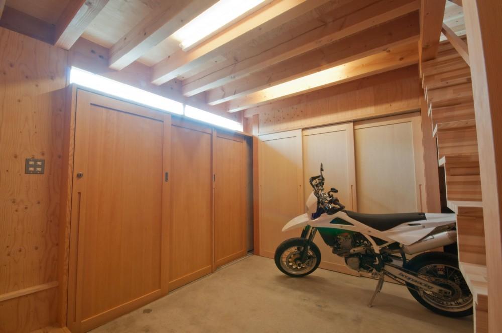 神戸町の家 (玄関)