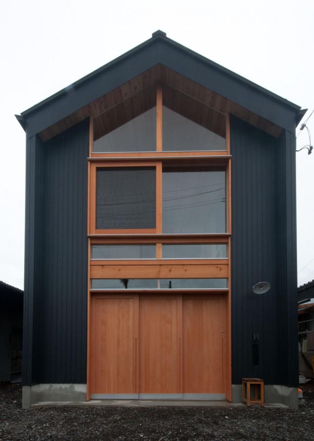 神戸町の家 (外観)