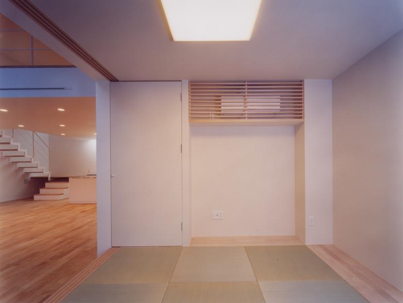 中村の家の部屋 和室