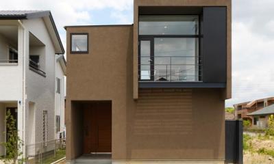 鳴海の家 (外観)