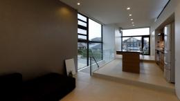 鳴海の家 (開放的な2階リビング)
