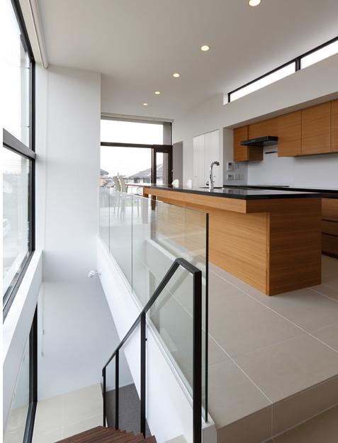 鳴海の家の写真 アイランドキッチン
