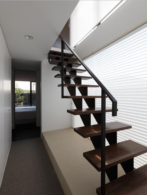 鳴海の家の写真 オープン階段