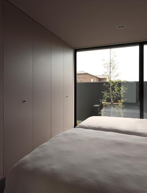 鳴海の家の写真 ベッドルーム