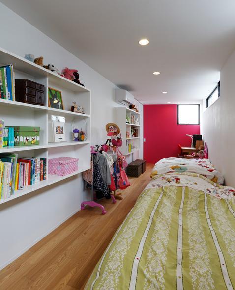 鳴海の家の写真 子供部屋