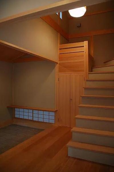 Mさんの家 (階段)