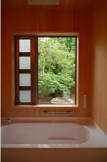 Mさんの家 (バスルーム)
