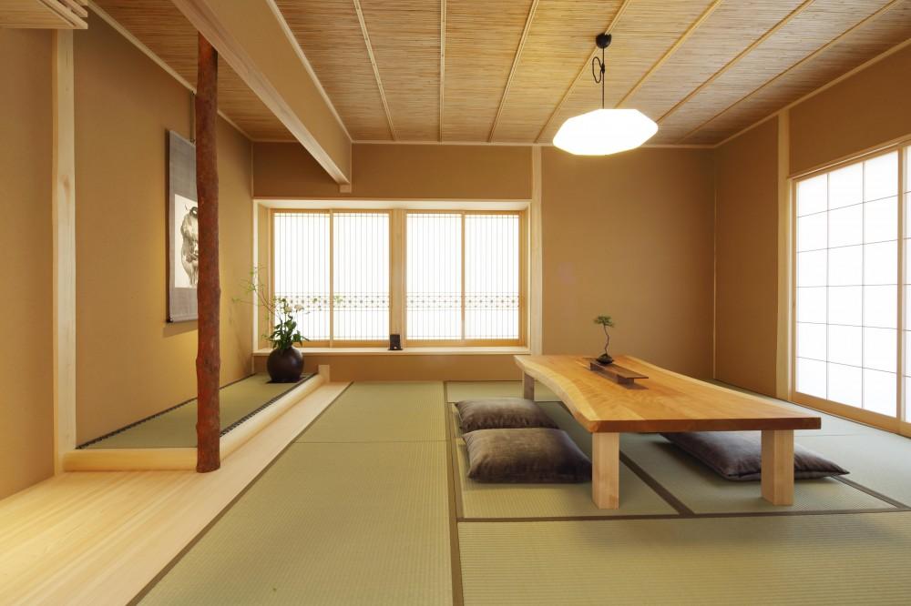 HINOCA (和室)