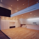 川久保智康建築設計事務所の住宅事例「中村の家」