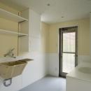 大林の家の写真 洗面室