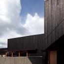 伊予三島の家の写真 アプローチ