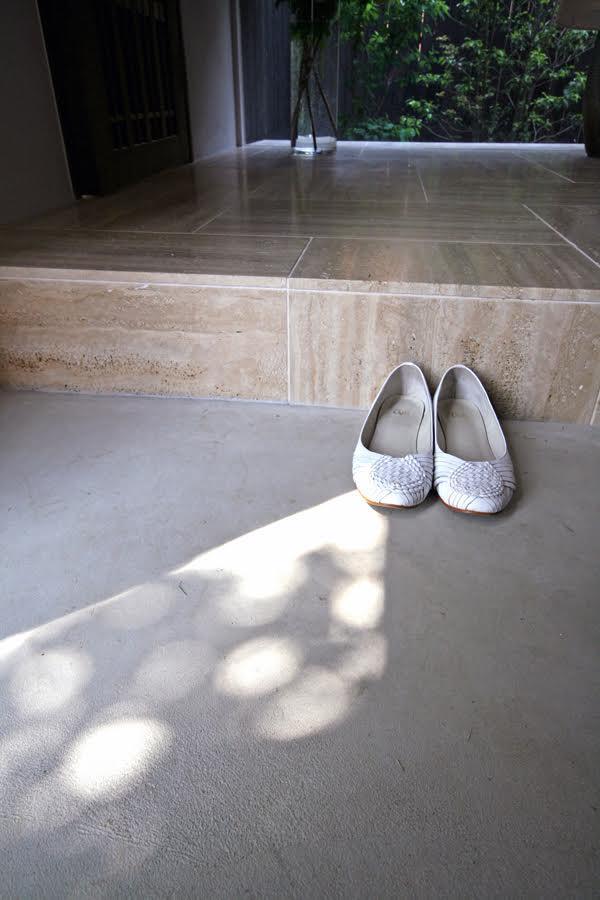 伊予三島の家の写真 エントランス