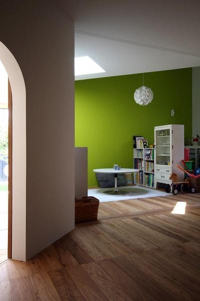 子供室 (伊予三島の家)