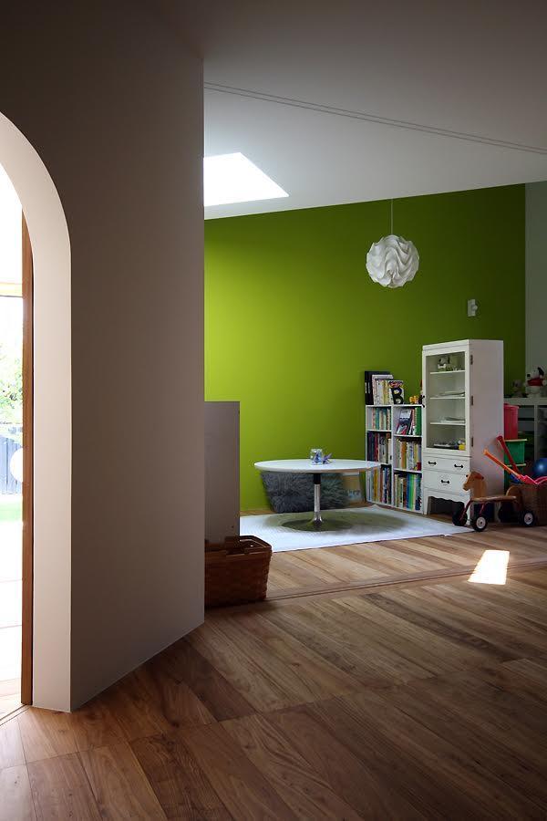 伊予三島の家の写真 子供室