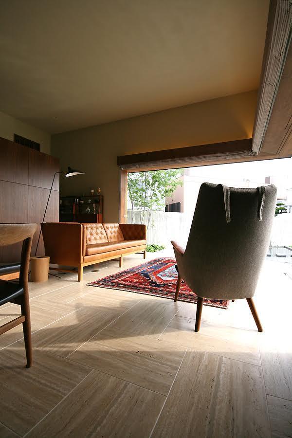 伊予三島の家の写真 主室
