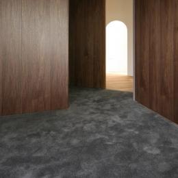 伊予三島の家 (寝室)