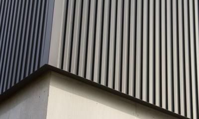 大林の家 (外壁ディテール)