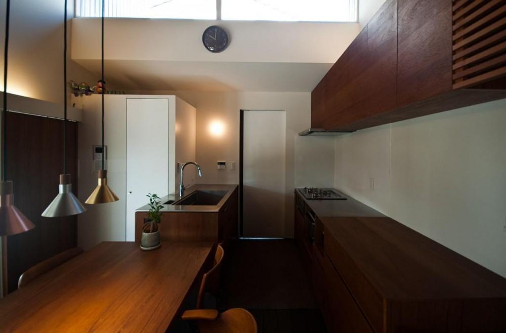 安八町の家 (キッチン)