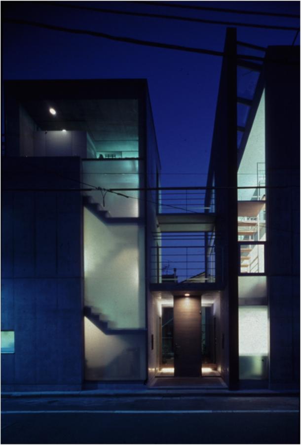 巣鴨の二世帯住宅の写真 部屋
