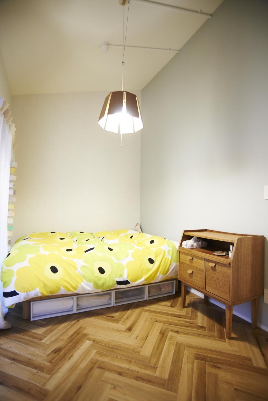 団地×プレーン (ベッドルーム)