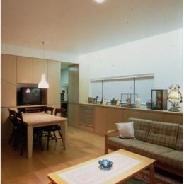 巣鴨の二世帯住宅 (部屋)