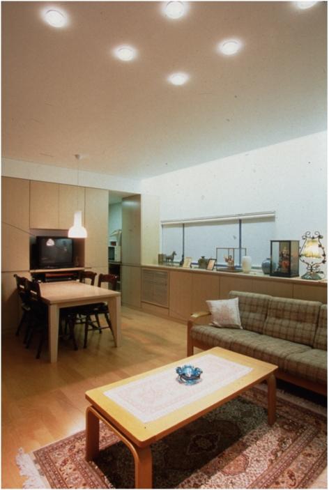 巣鴨の二世帯住宅の部屋 部屋