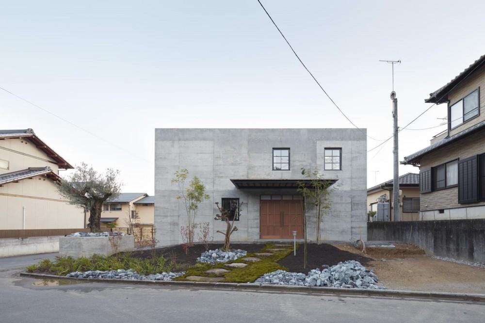 森町の家 (外観)