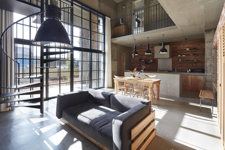 建築家:AIRHOUSE「森町の家」