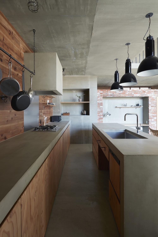森町の家の写真 キッチン