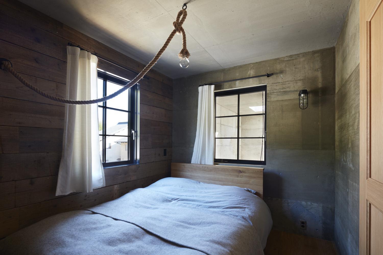 森町の家の写真 ベッドルーム