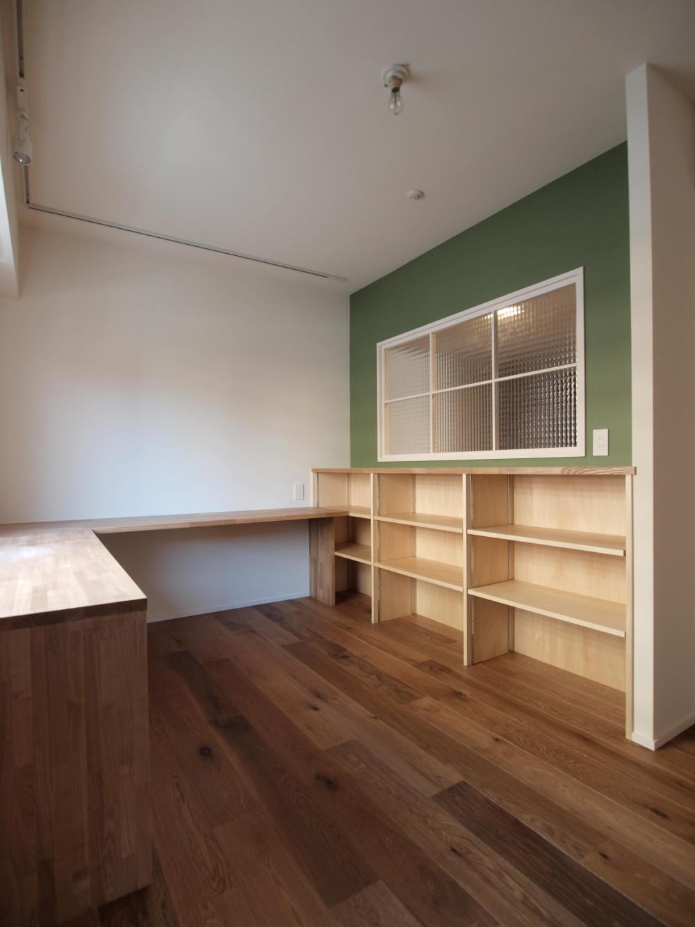 H様邸 (Work Space)