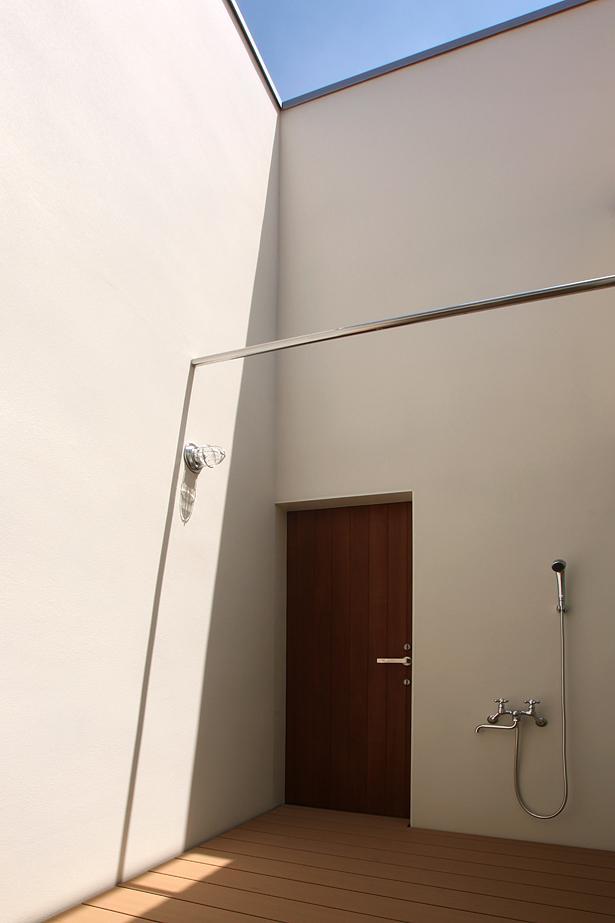 群馬県太田市 House M -3つのリビング- (2階テラス)