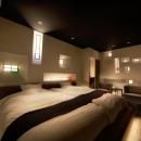 近田玲子デザイン事務所 高永祥の住宅事例「庄助の宿 瀧の湯」