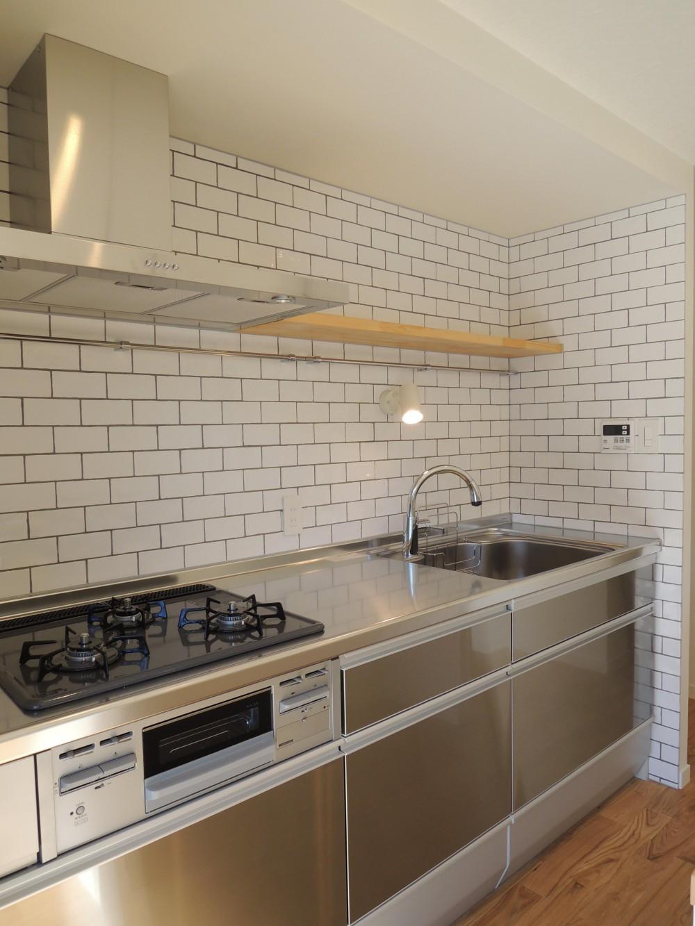 H様邸 (Kitchen)