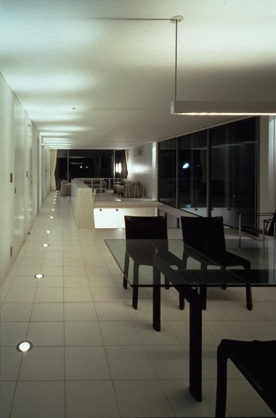 H邸の部屋 部屋
