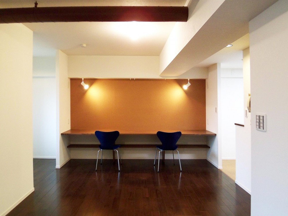 T様邸 (WorkSpace)